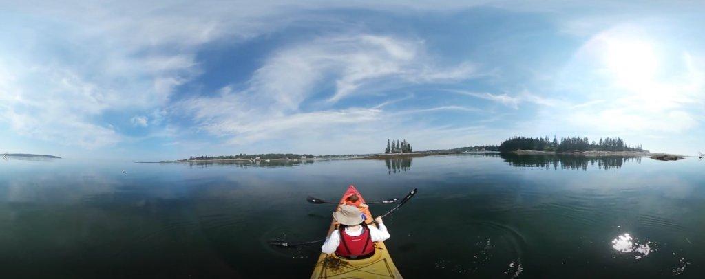 Micro Island Kayaking
