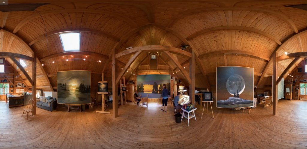 Port Clyde Art Studio